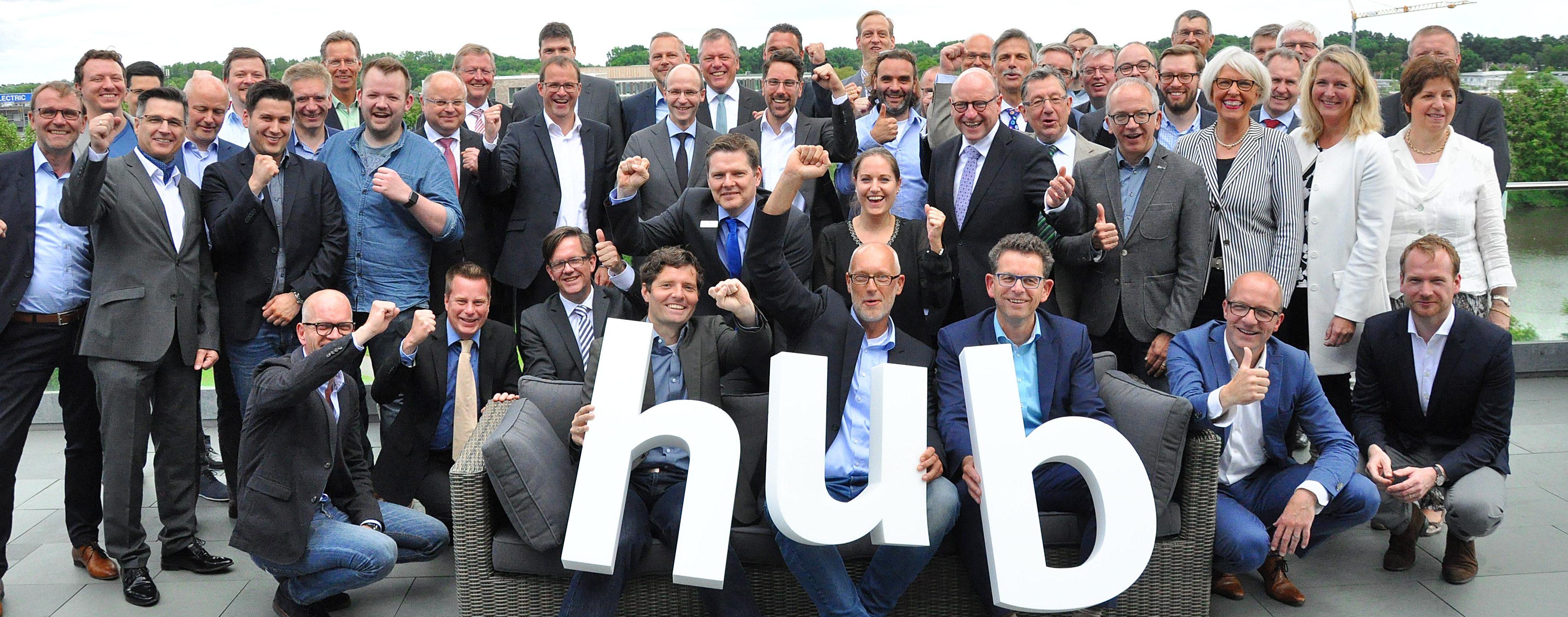 Münster wird Sitz eines regionalen Zentrums der Digitalen Wirtschaft