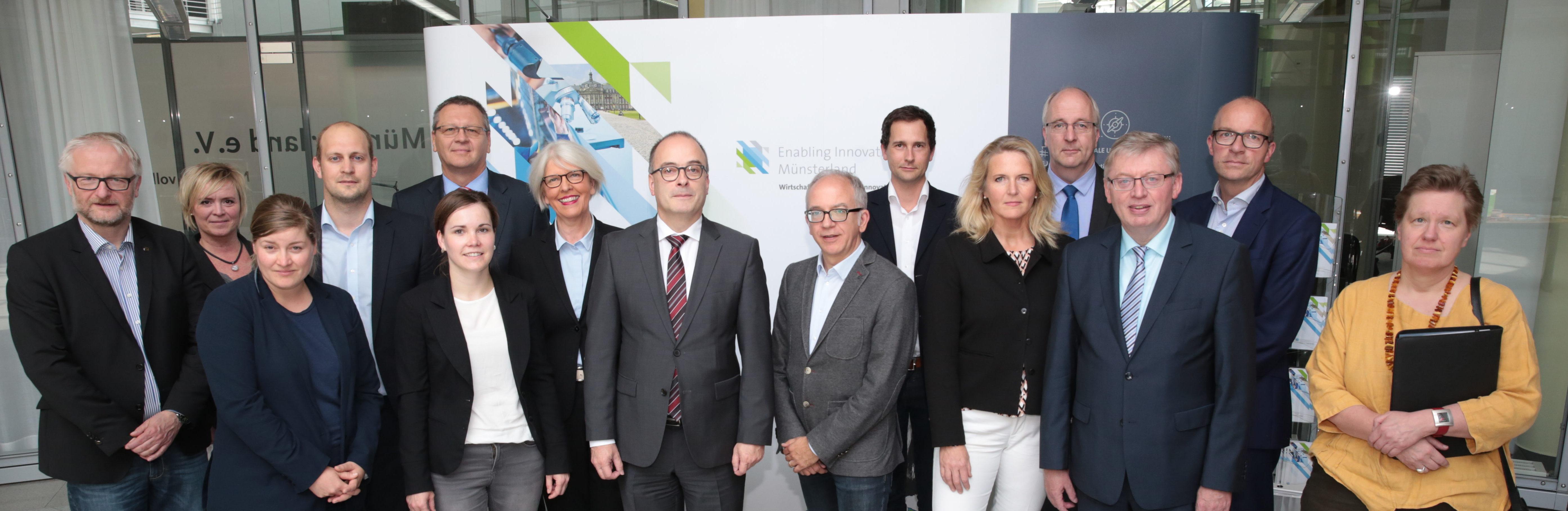 Neue Strategie für regionale Innovationsförderung