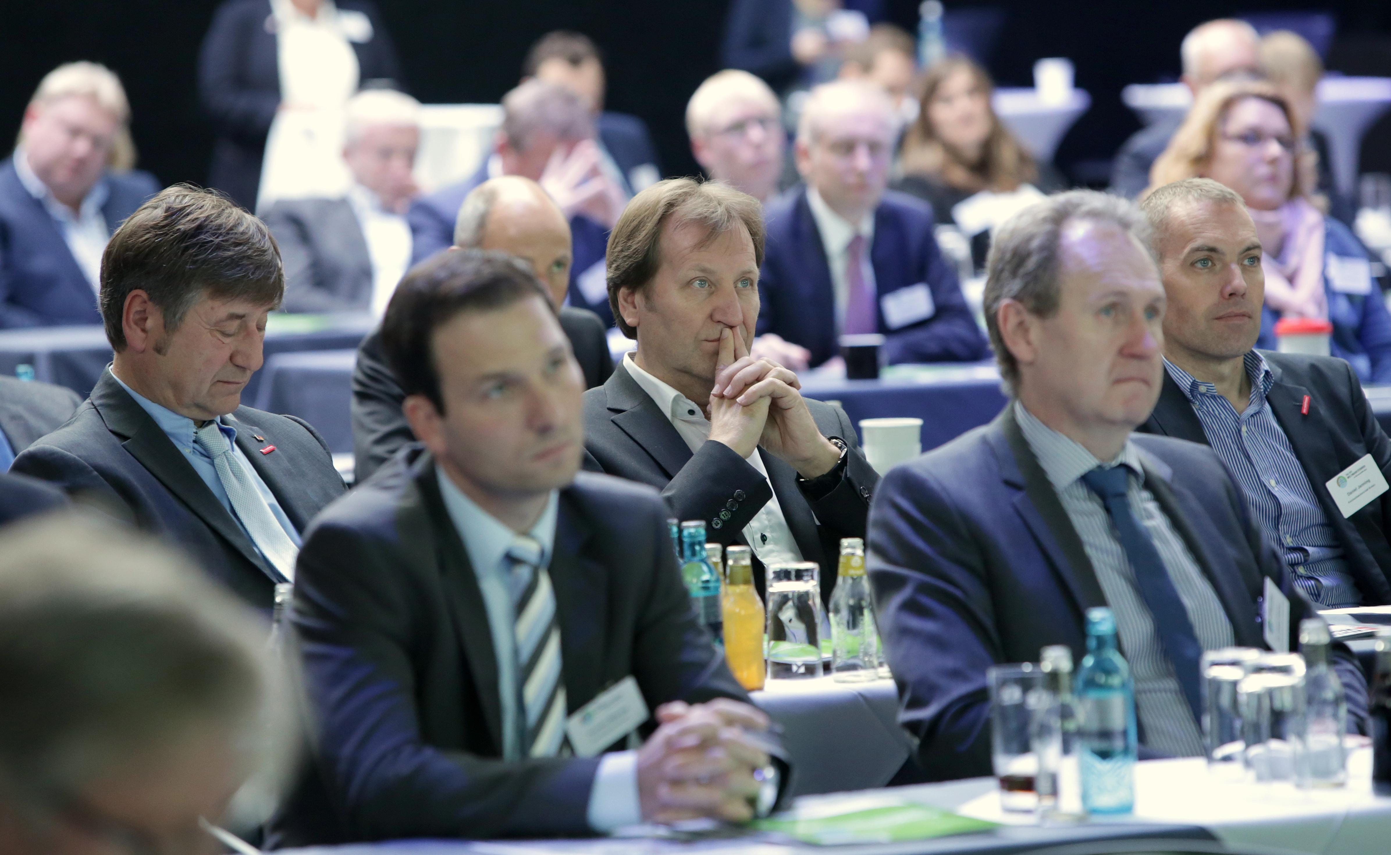 Premiere des Tages der Weltmarktführer Münsterland/Westfalen zeigt Kreativität und Vielfältigkeit der Region