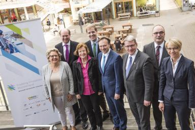 """Auftaktveranstaltung des Projektes """"Enabling Innovation Münsterland"""" stärkt die Innovationskompetenz der Region"""