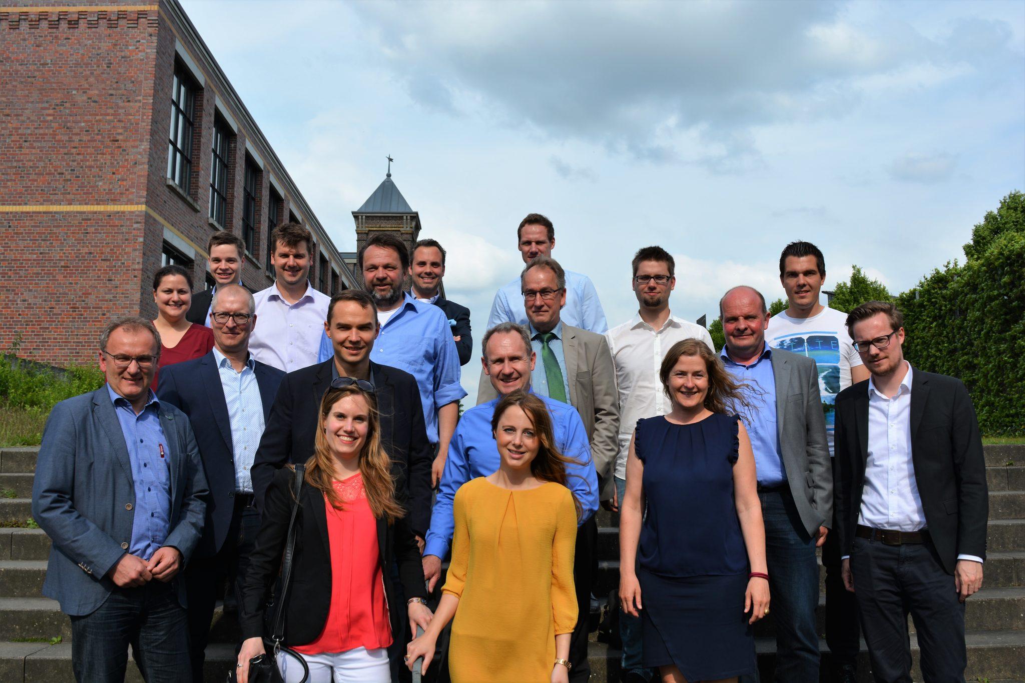 18. Koordinationstreffen der Wirtschaftsförderer aus dem Kreis Coesfeld fand in Dülmen statt