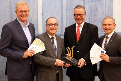 Innovationspreis Münsterland 2017 geht mit neuen Kategorien an den Start
