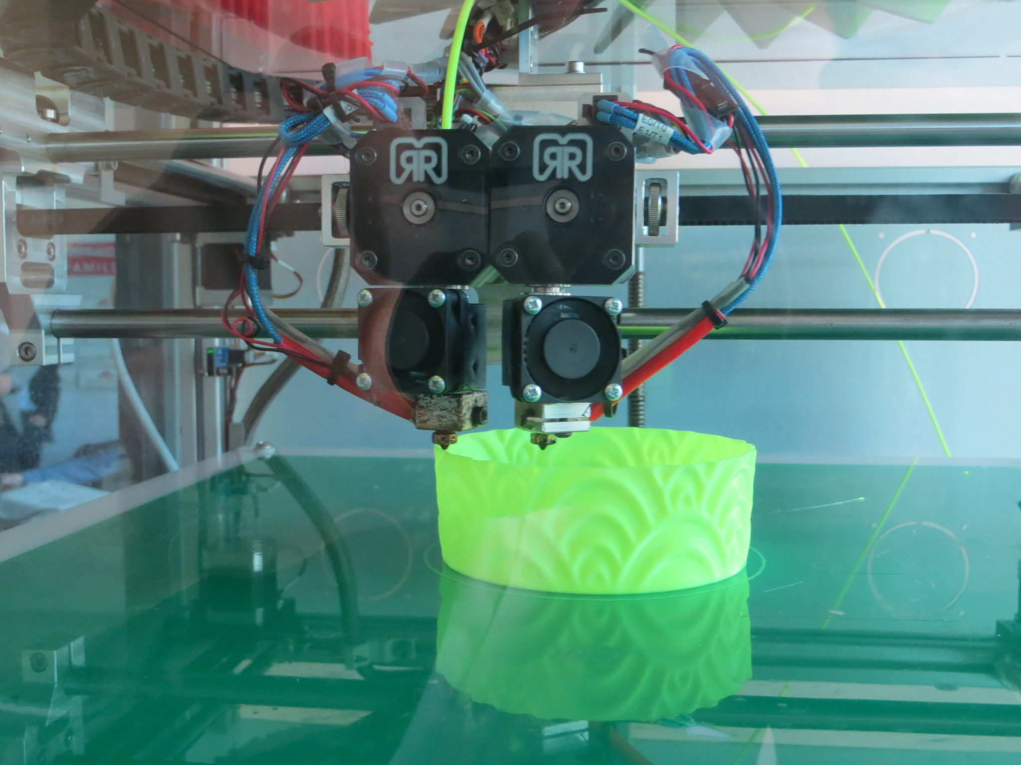 Innovationsforum Mittelstand: Mit (3D-) Druck in die Zukunft