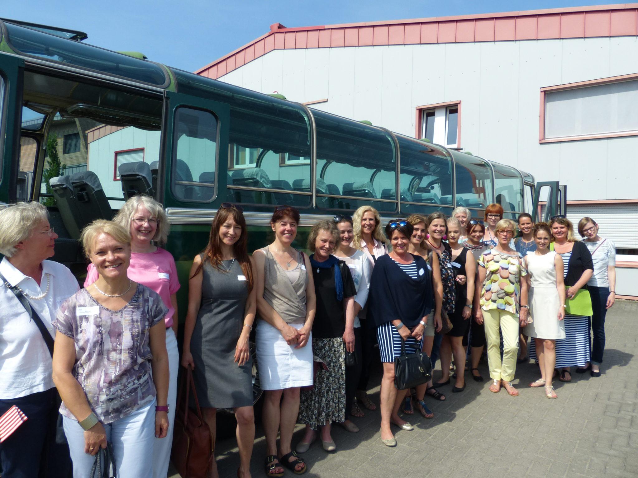 Unternehmerinnen-Netzwerk: Geschäftsfrauen aus der Region kommen zusammen