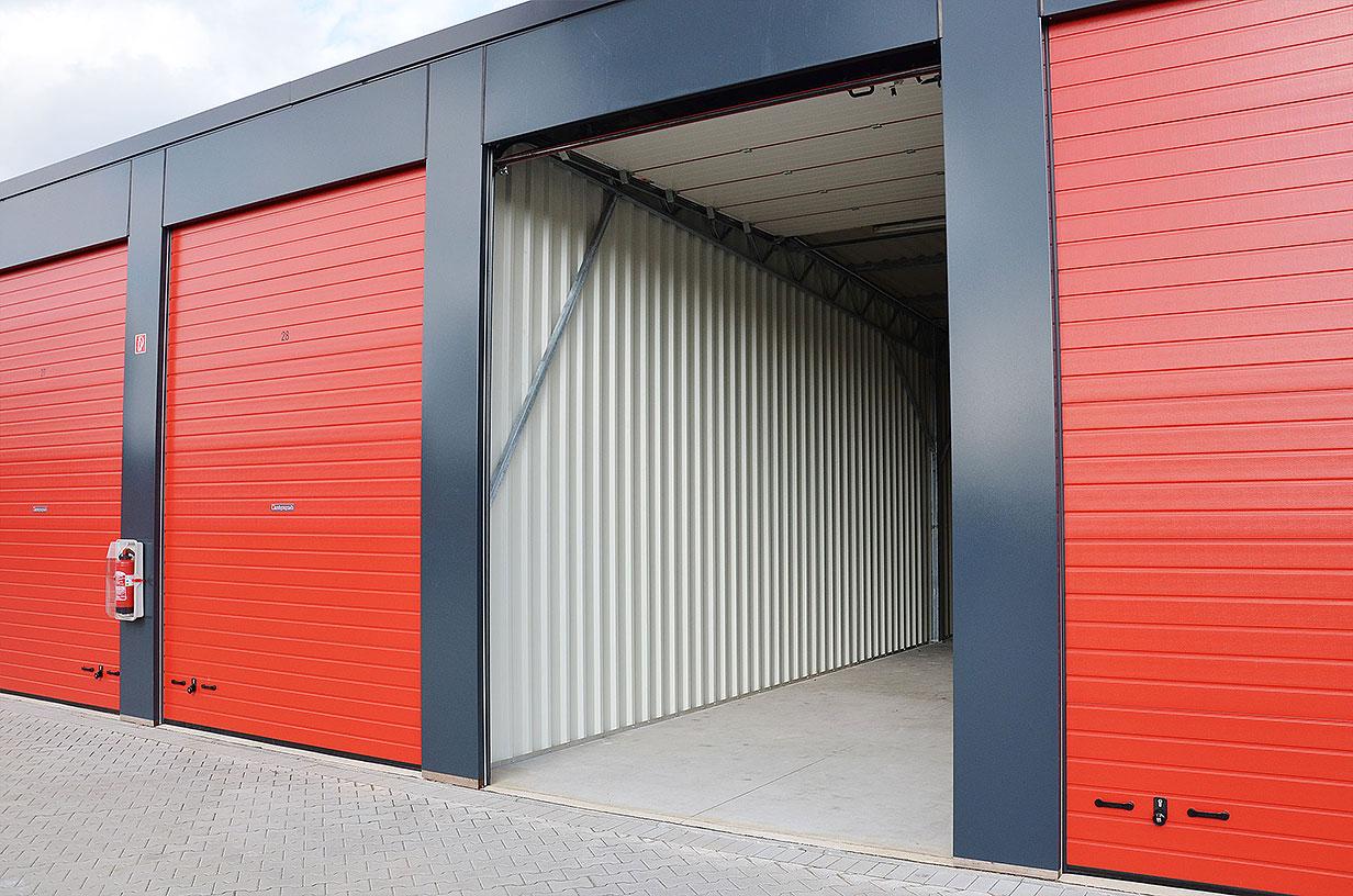 (Nr. 03085) Garagen in Coesfeld zu vermieten
