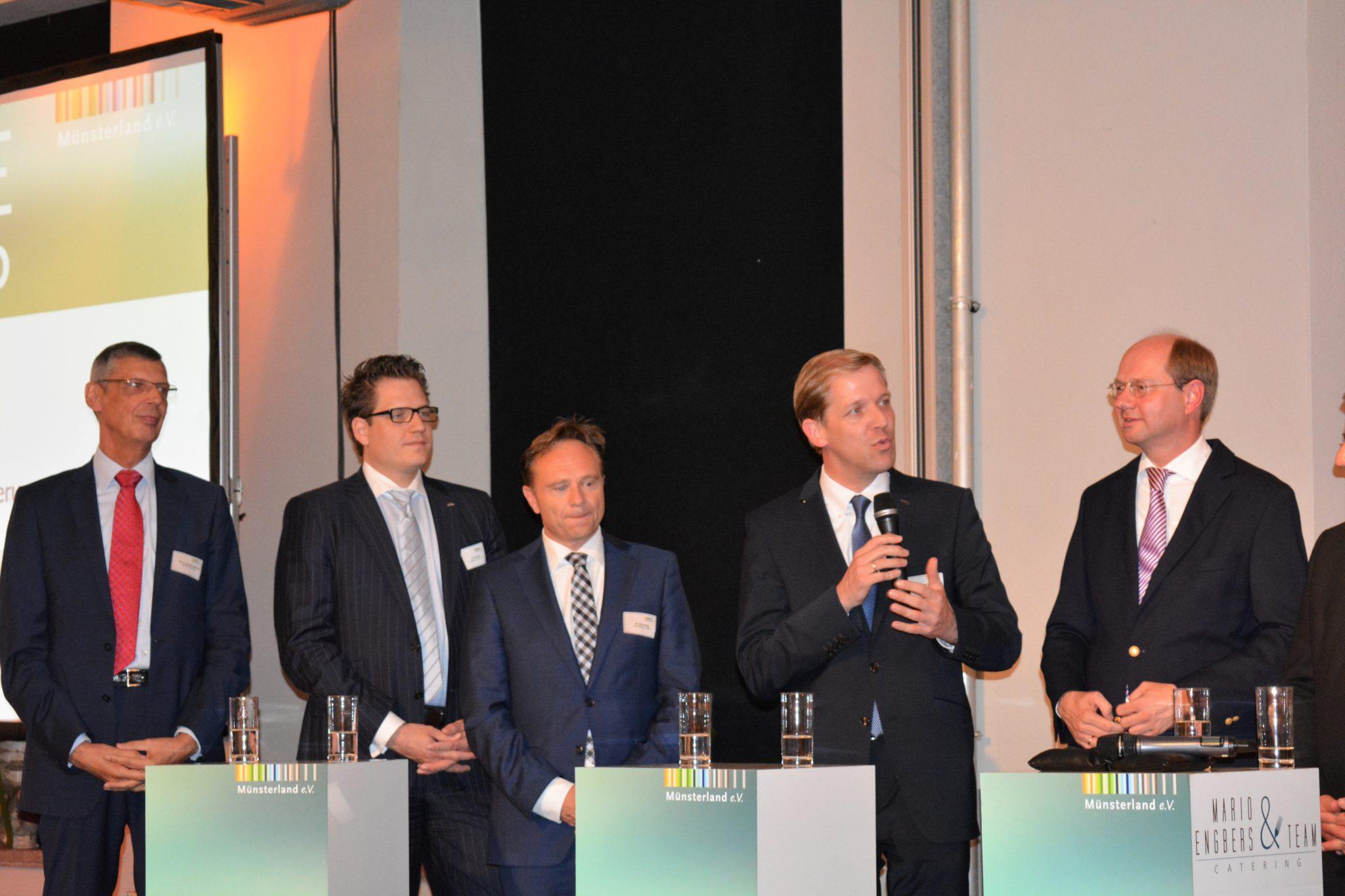 Münsterland e.V. stellt erste Ergebnisse des Markenbildungsprozesses vor: die Marke Münsterland