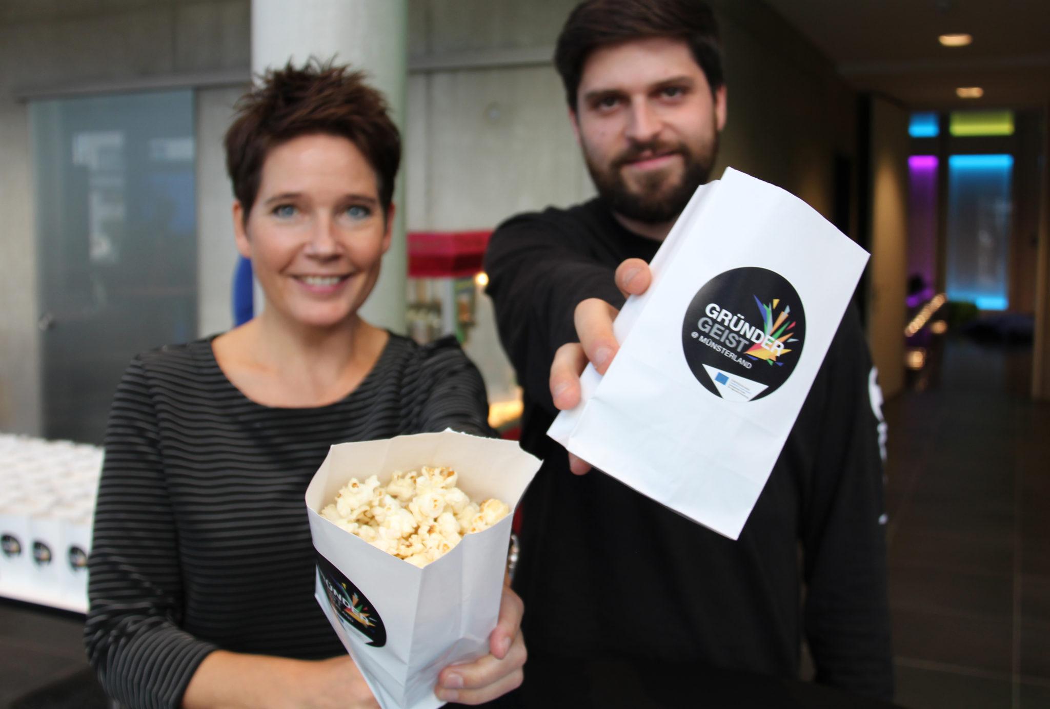 """""""Starting Up USA"""": Filmevent von Gründergeist@Münsterland bringt die regionale Gründerszene zusammen"""