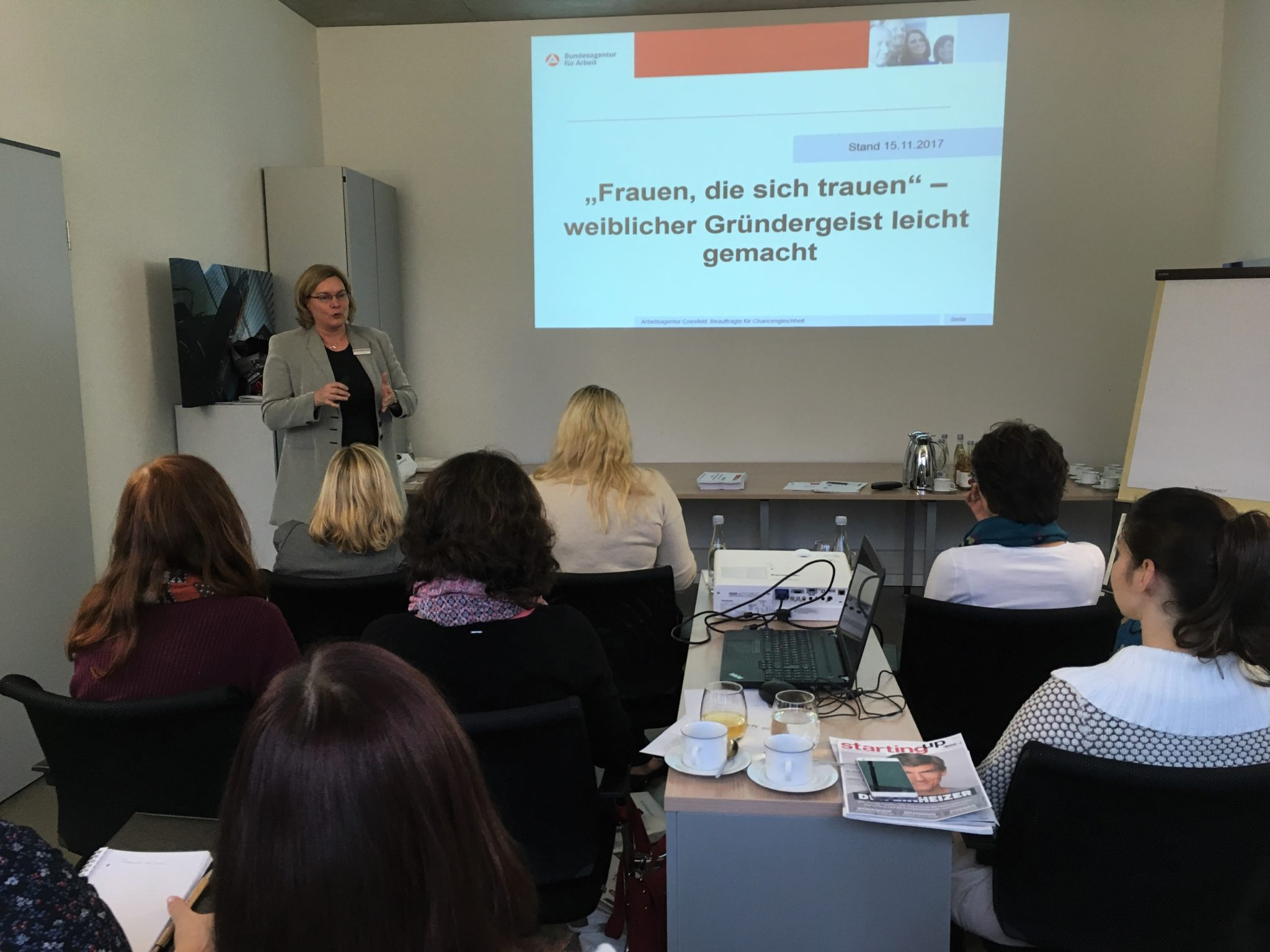 Gründungswoche im Kreis Coesfeld gewinnt an Frauen-Power