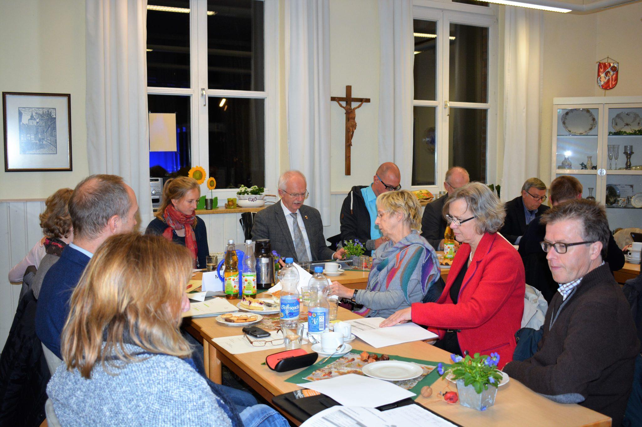 Lokale Aktionsgruppe (LAG) der LEADER-Region Baumberge stimmt positv für zwei Projekte in der Region ab