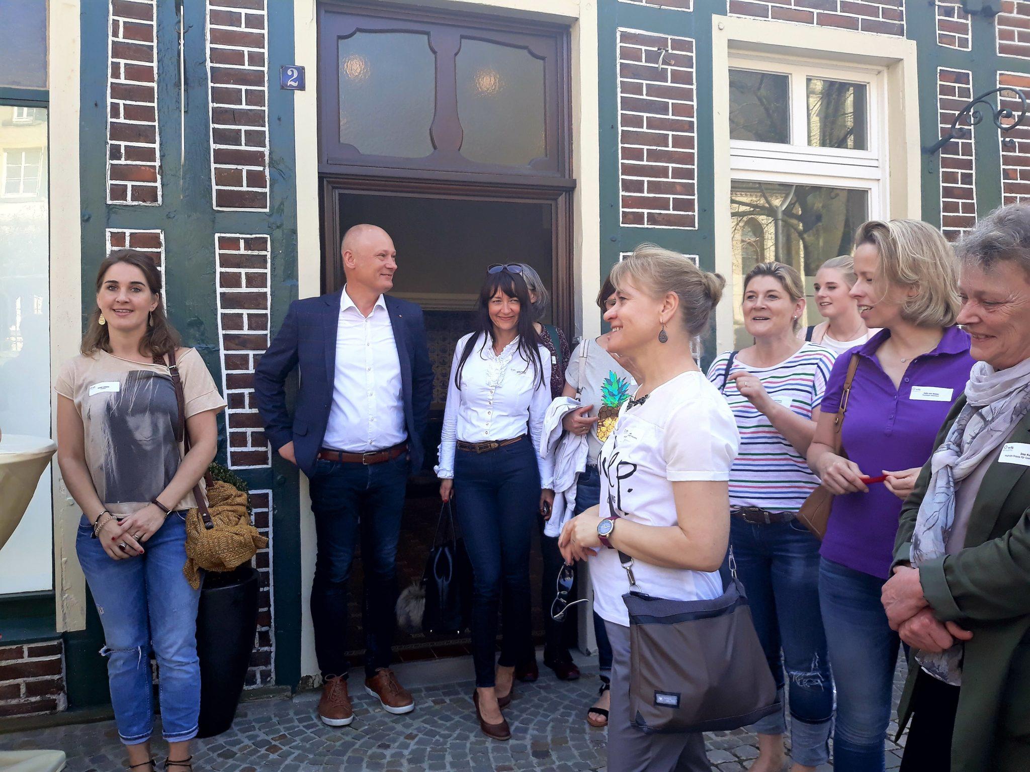Neuauflage Unternehmerinnennetzwerk Kreis Coesfeld trifft sich zum zweiten Mal