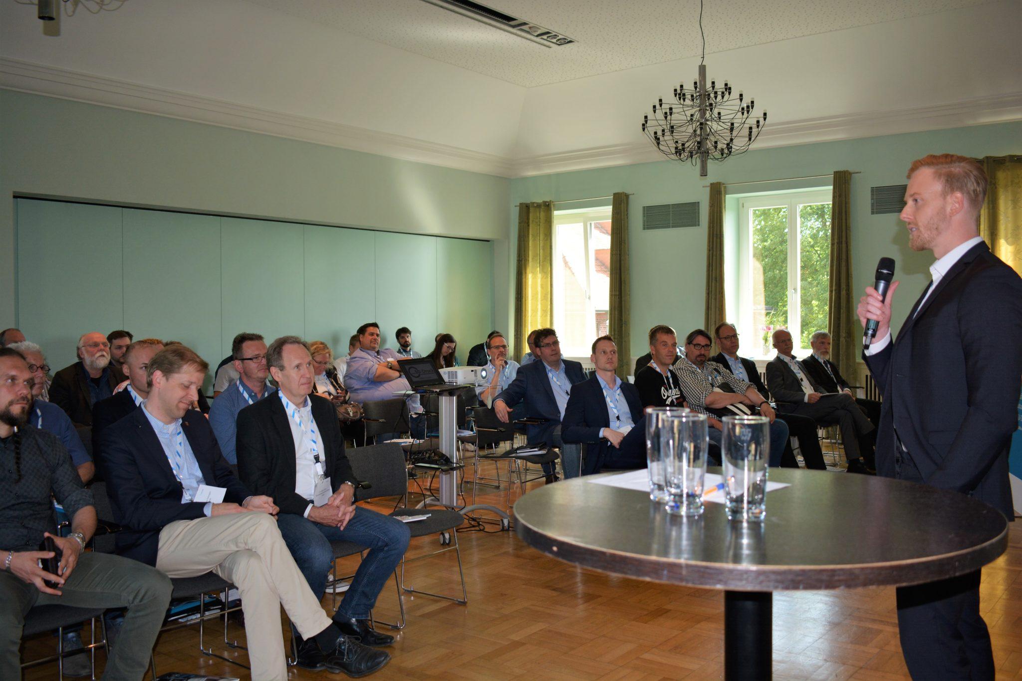 Innovationsforum PUSH.3D-Druck: Zweitägiger Kongress zum Thema 3D-Druck beendet