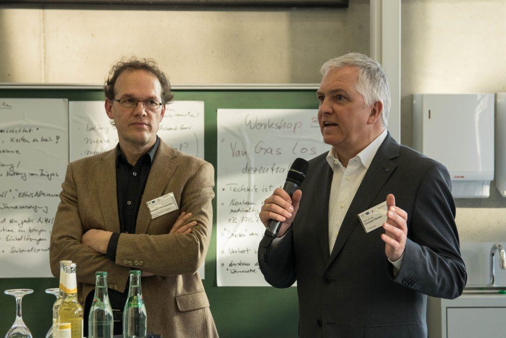 Erfolgreicher Abschluss: 4. WiEfm-Expertenworkshop in Steinfurt