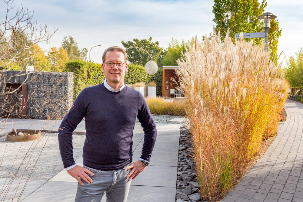 Betonwerke H. Klostermann bewerben sich mit Klimastein beim Innovationspreis Münsterland