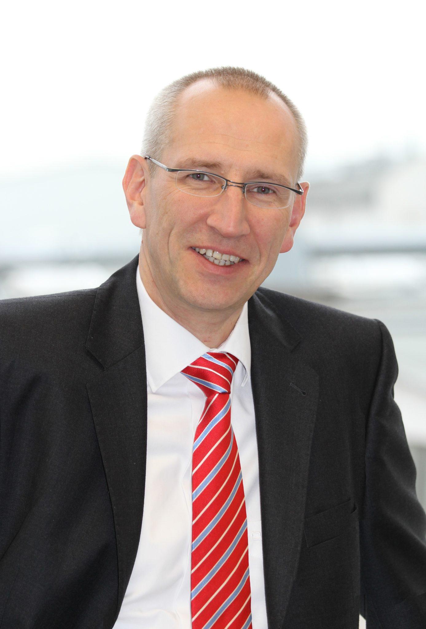Kreative Ideen erfolgreich umgesetzt: Dr. Thomas Krönke ist Unternehmensnachfolger bei IGP Chemie