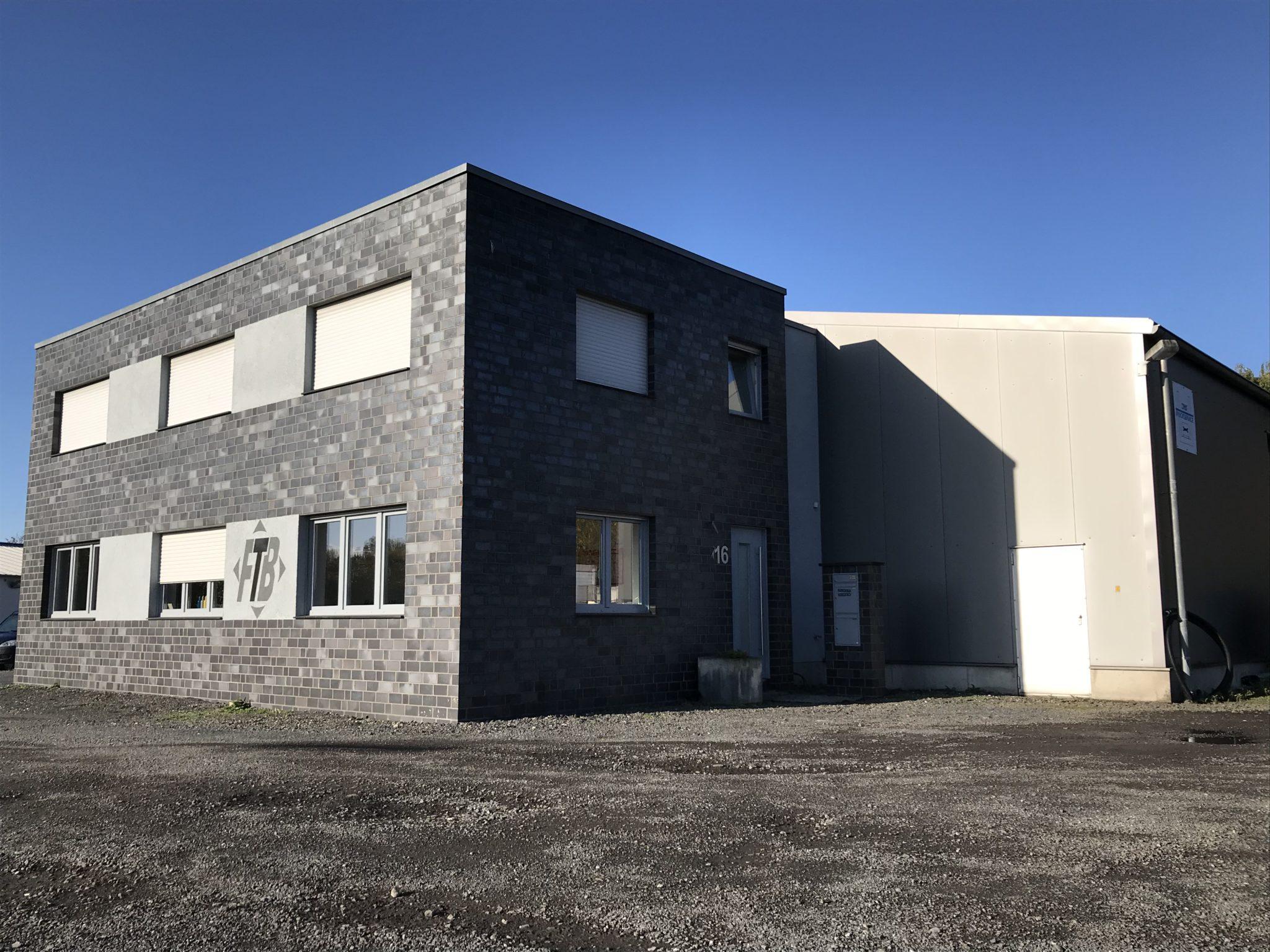 (Nr. 02133) Die perfekte Werkstatt / Halle mit Büro in Billerbeck