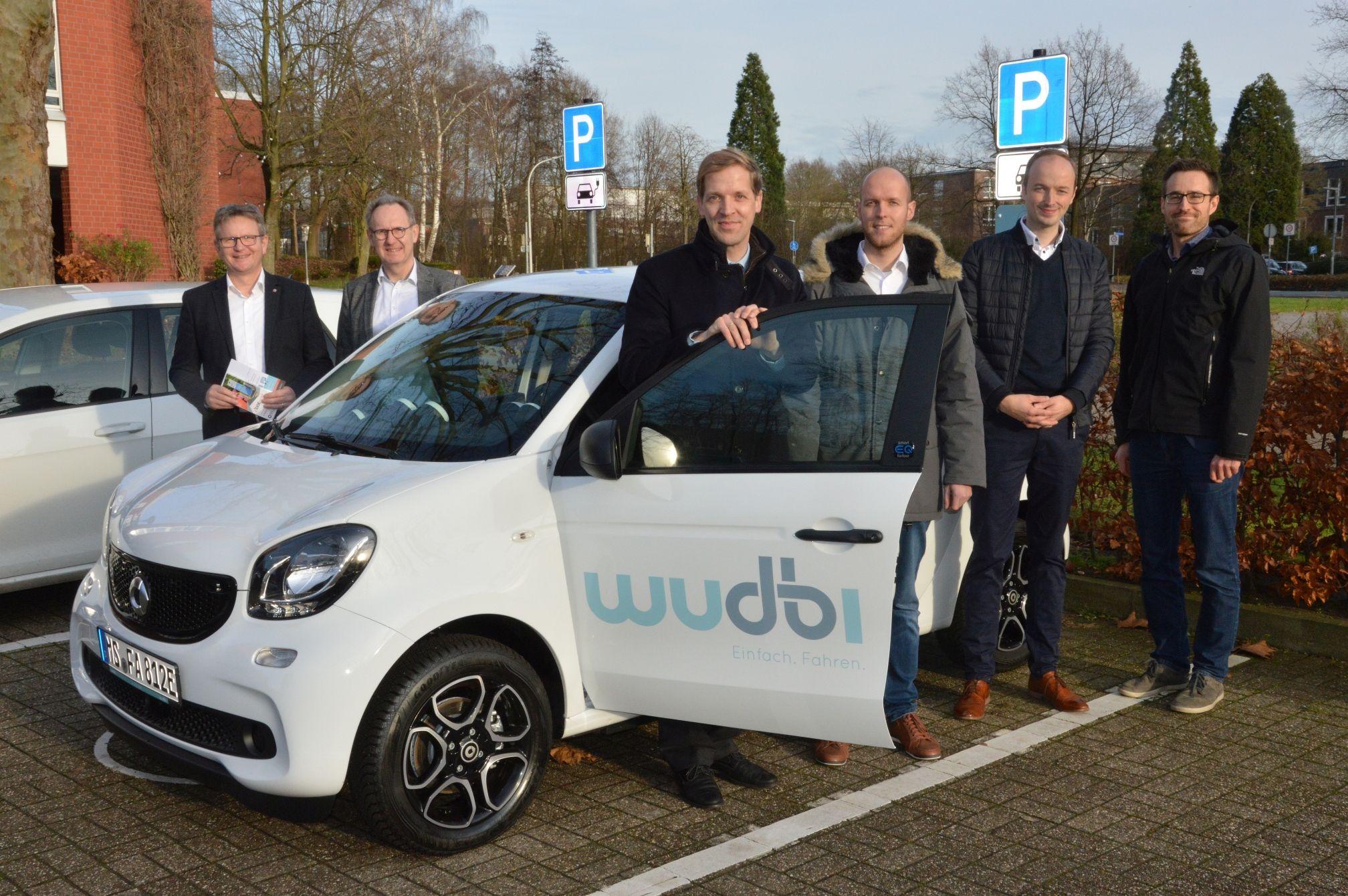 Kreis Coesfeld startet betrieblich unterstütztes Carsharing