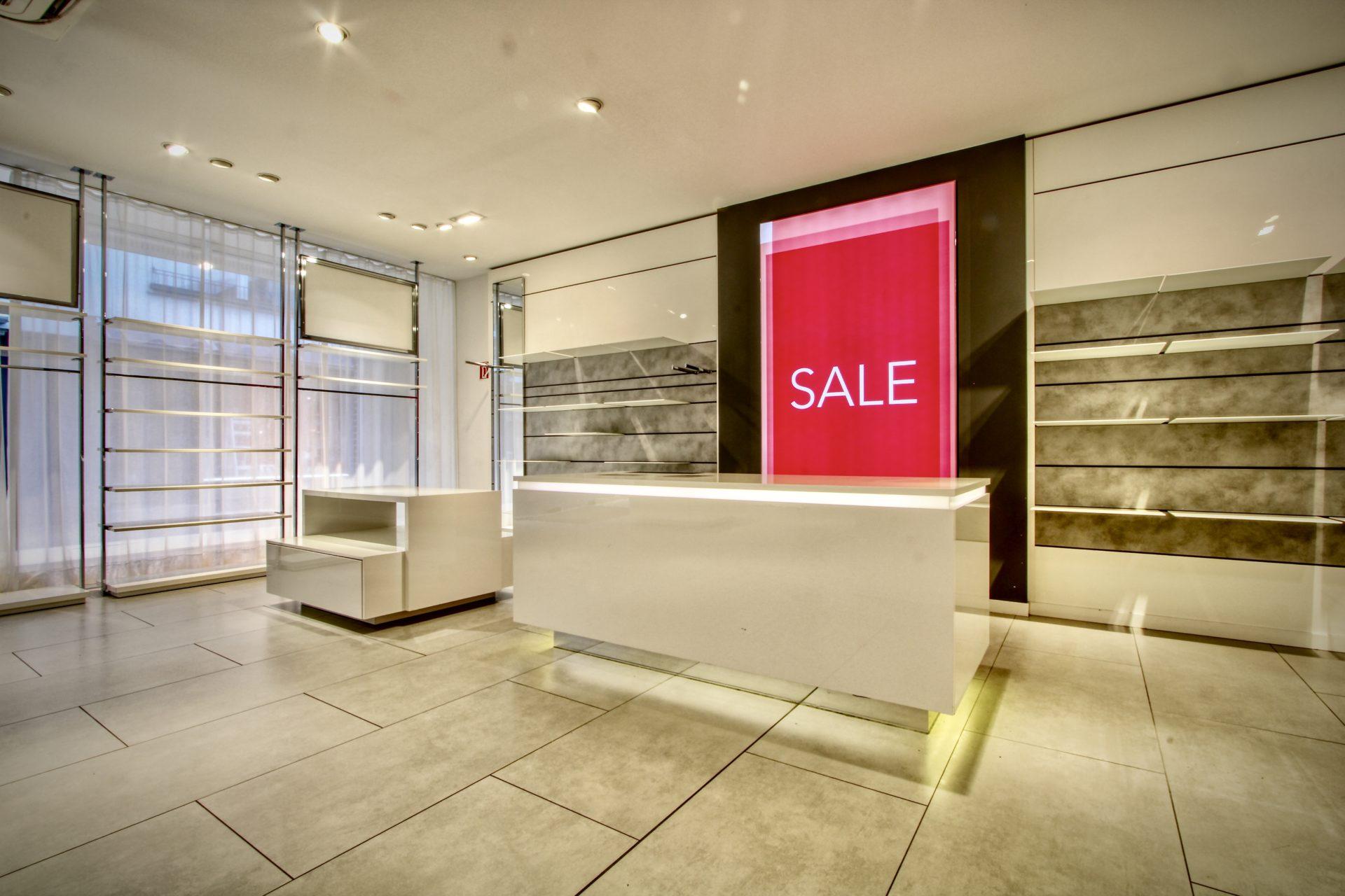 (Nr. 04140) 115 qm Ladenlokal in Bestlage – Sichtbarkeit garantiert!