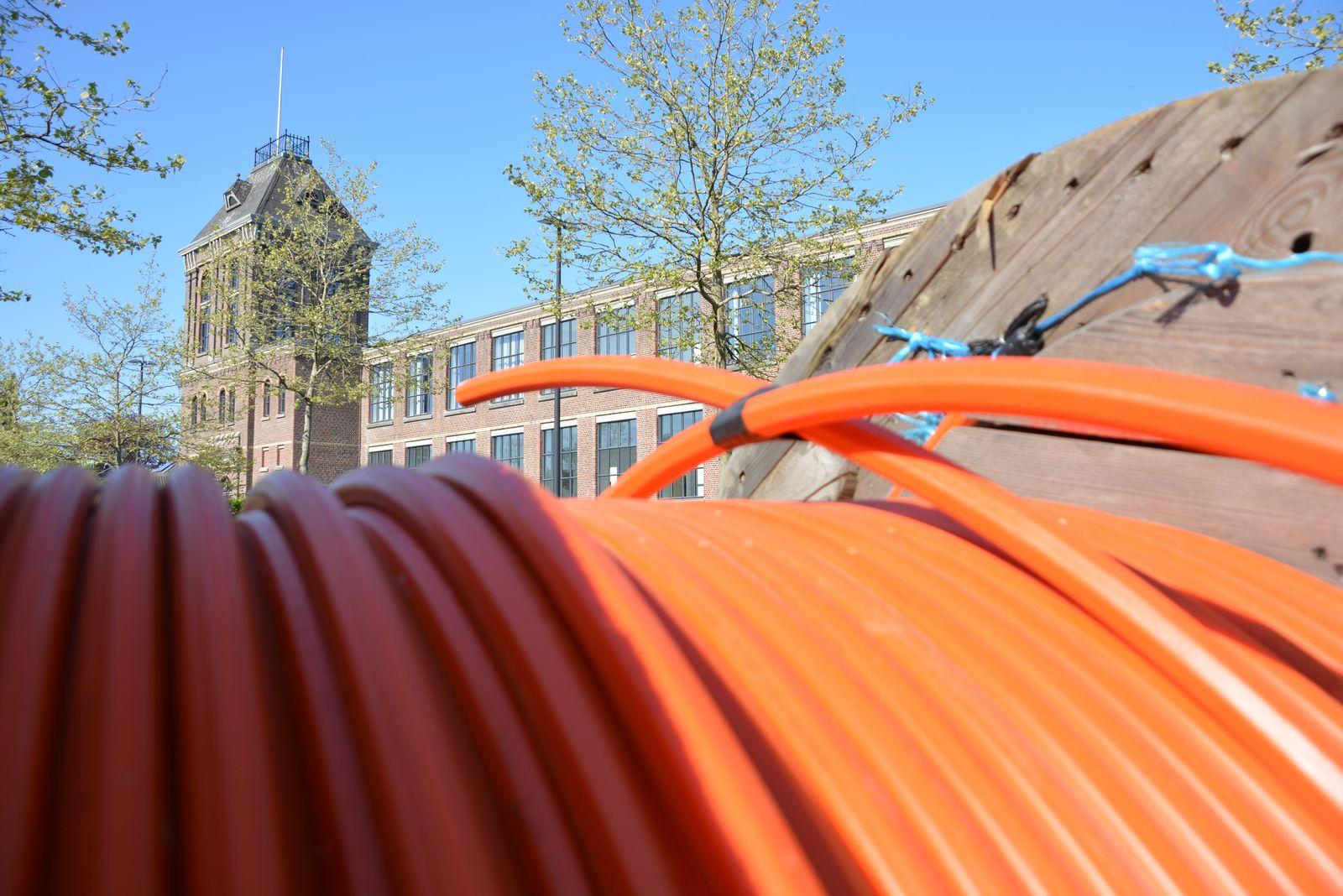 Glasfaseranbindung ist für alle Schulen im Kreis Coesfeld gesichert