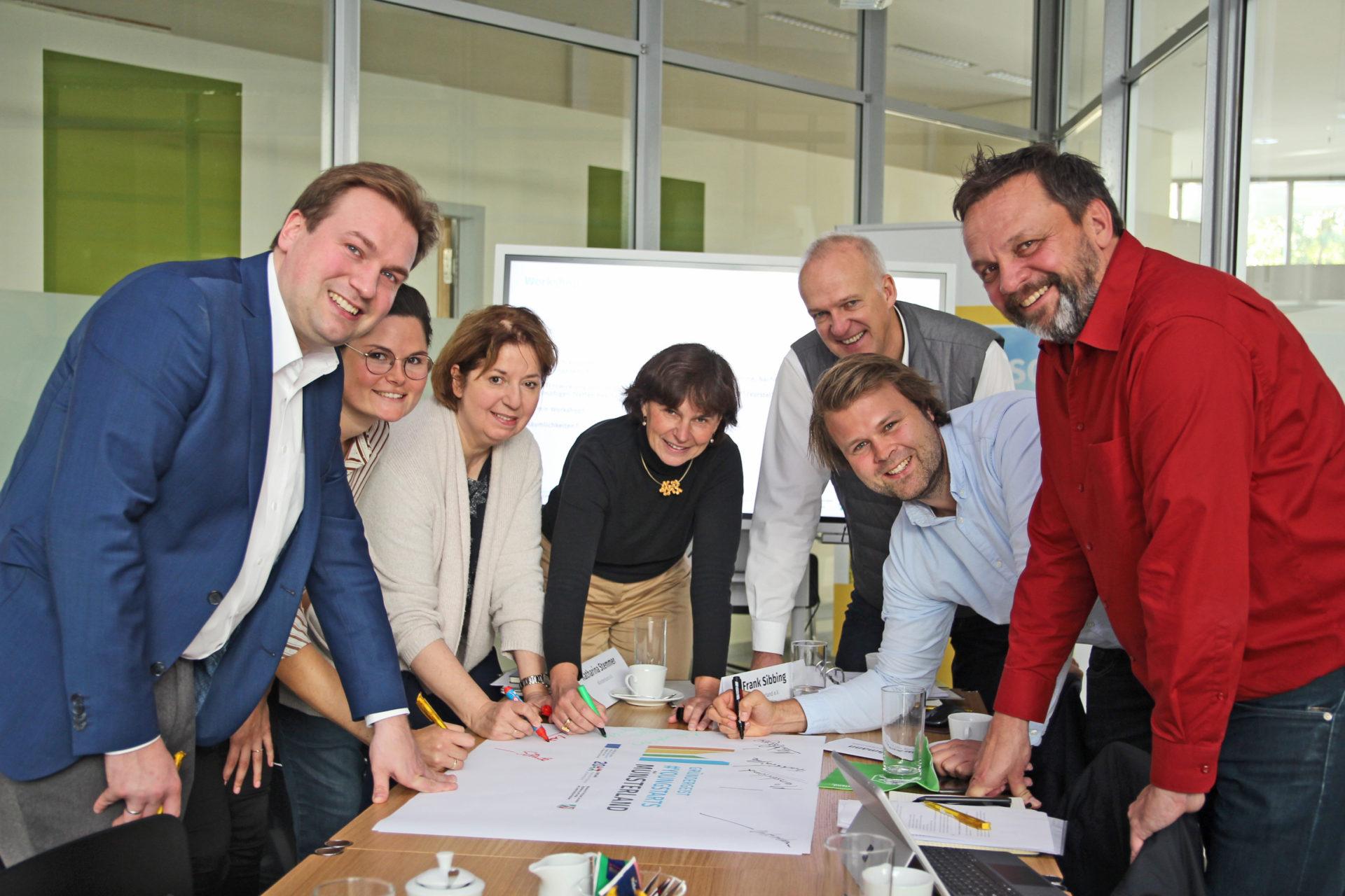 Projekt Gründergeist #Youngstarts ist gestartet