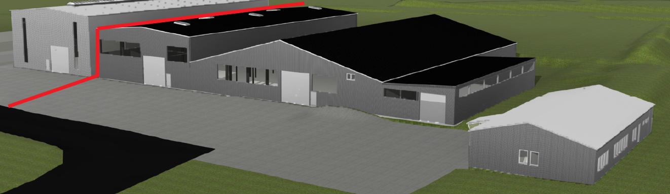 (Nr. 02142) Neubau einer Gewerbehalle nach Ihren Wünschen