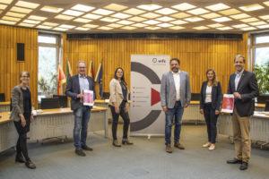 wfc-Jahresgespräch: Unternehmen im Kreis Coesfeld müssen kreativ werden, um erfolgreich zu bleiben