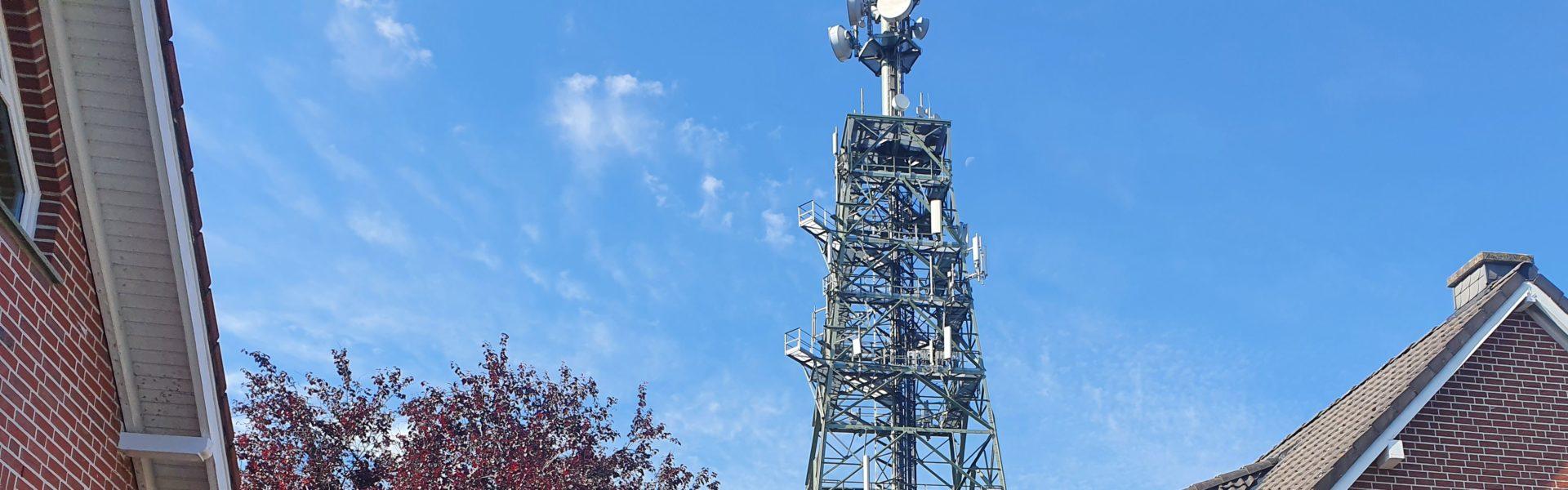 Mobilfunkversorgung