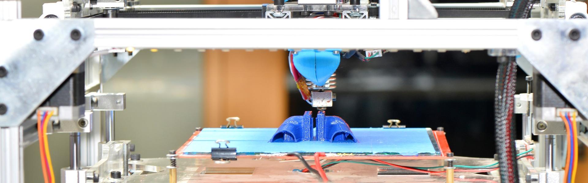 Virtuelle Auftaktveranstaltung zum Aufbau einer Fokusgruppe zum 3D-Druck