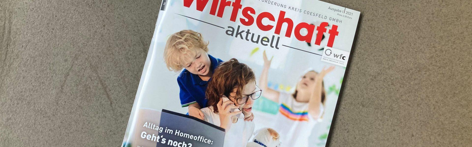 WIRTSCHAFT AKTUELL | AUSGABE 1. QUARTAL 2021