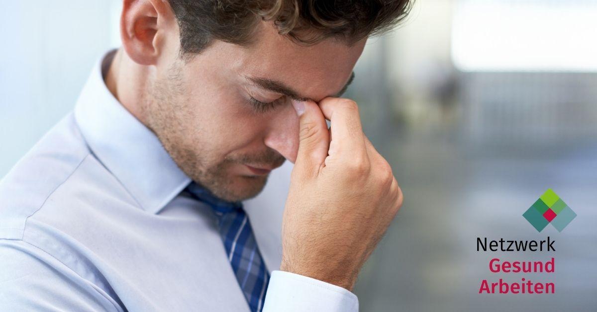 Netzwerk GesundArbeiten: Vertiefungsworkshop – Umgang mit Burnout: Eine Einführung für Führungskräfte