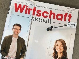 WIRTSCHAFT AKTUELL   AUSGABE 2. QUARTAL 2021