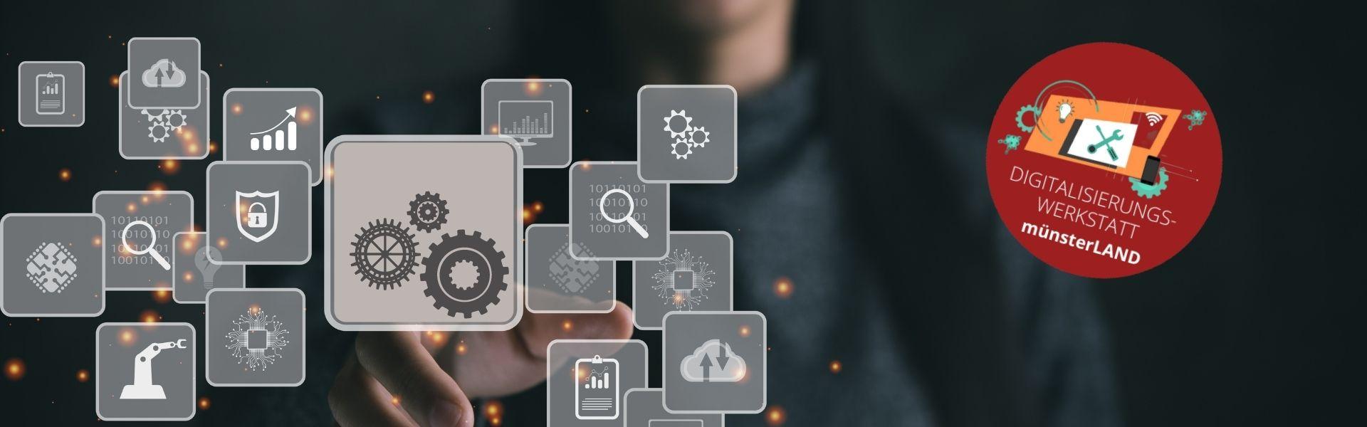 Digitalisierungswerkstatt Modul IV: Neue digitale Services und Produkte entwickeln?