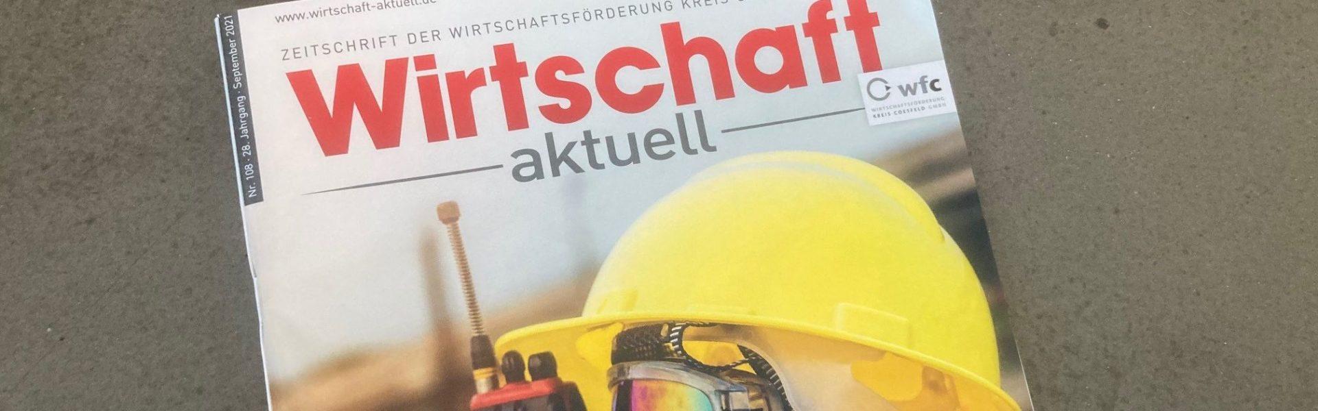 WIRTSCHAFT AKTUELL | AUSGABE 3. QUARTAL 2021